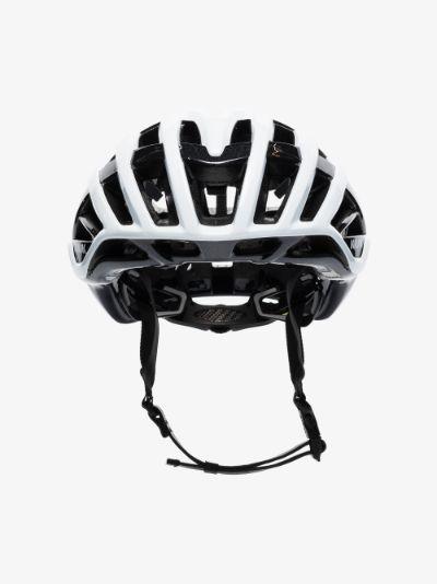 black and white Aero Valegro cycling helmet
