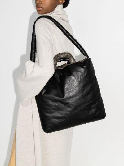 black Oil shoulder bag