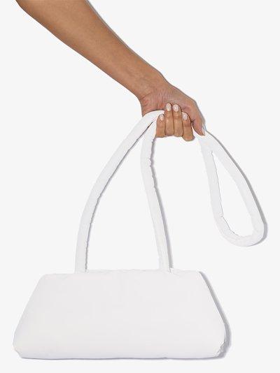 white Pop Oil cross body bag
