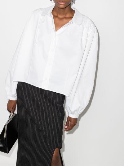 Carolanne cotton blouse