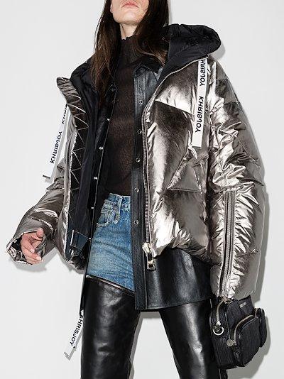 Khris Hooded Puffer Jacket
