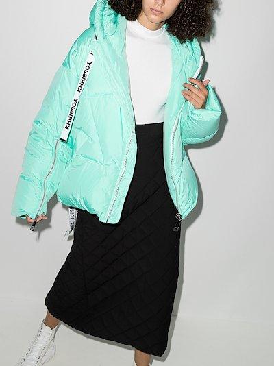 Khris Iconic puffer jacket