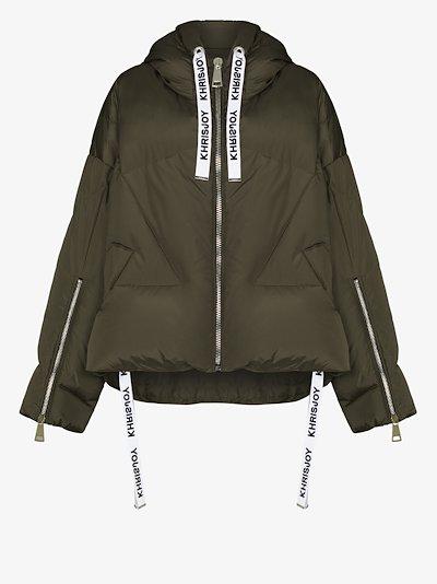 Kris Iconic puffer jacket