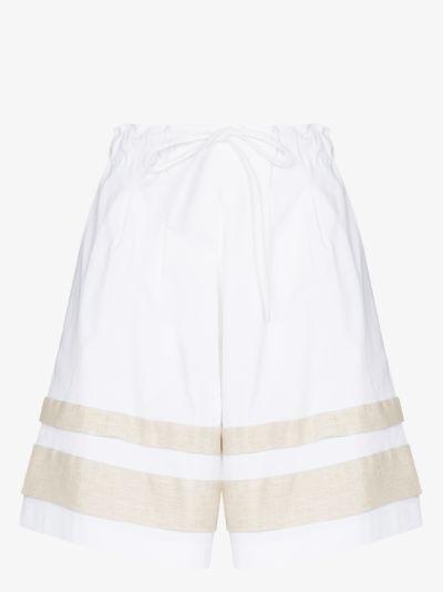 Gloria High waist shorts