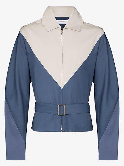 Kenneth belted jacket