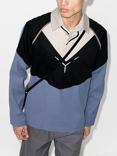 Kenneth colour block T-shirt