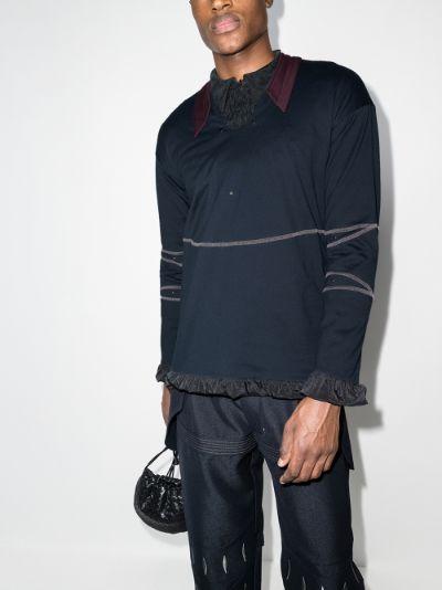 Norman Armour polo shirt
