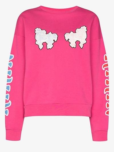 Haetae logo sweatshirt