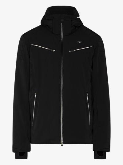 black Formula ski jacket