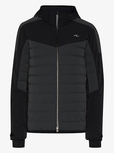 grey Sight Line padded jacket