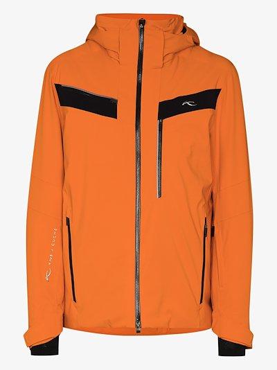 orange Cuche jacket
