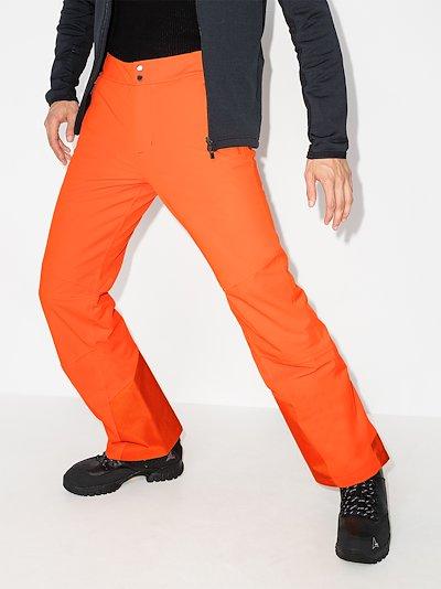 orange Formula ski trousers