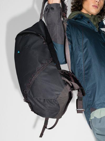 Grey Bure climbing backpack