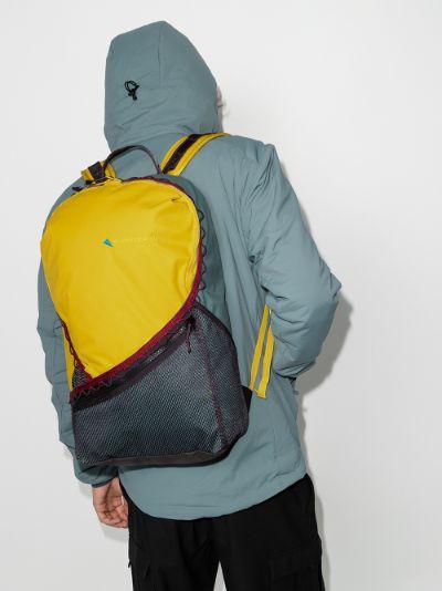 Yellow Wunja hiking backpack