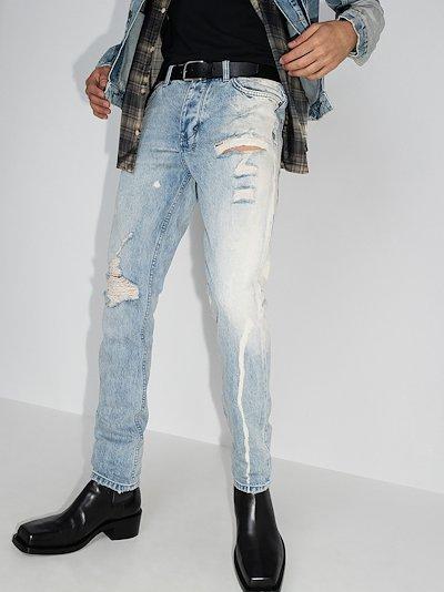 Chitch Oktane slim jeans