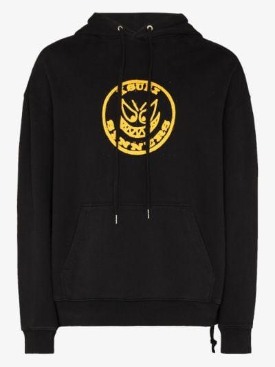 enemy face hoodie