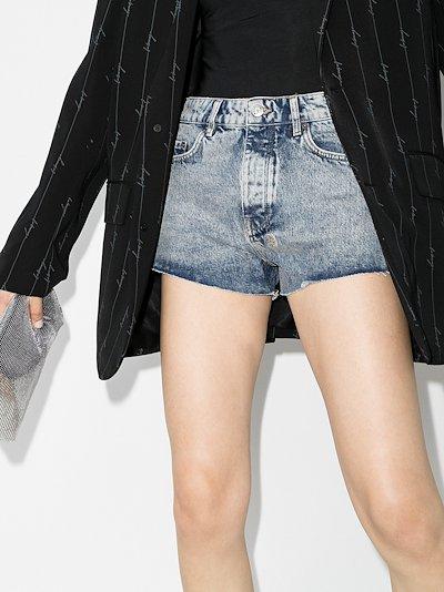 Tongue N Cheek denim shorts