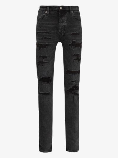 Van Winkle Dynamite Trash skinny jeans