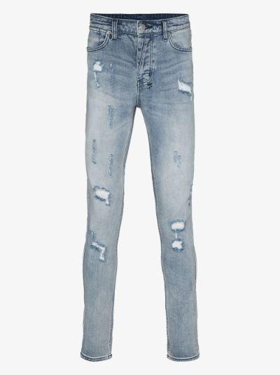 Van Winkle Trashed Dreams skinny jeans