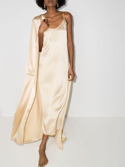 silk nightdress