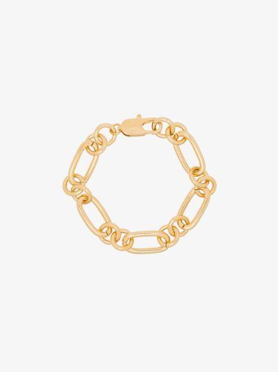gold-plated Rafaella chain bracelet