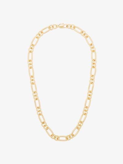 gold-plated rafaella chain necklace