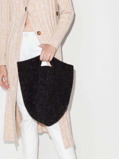 black Bowl tote bag