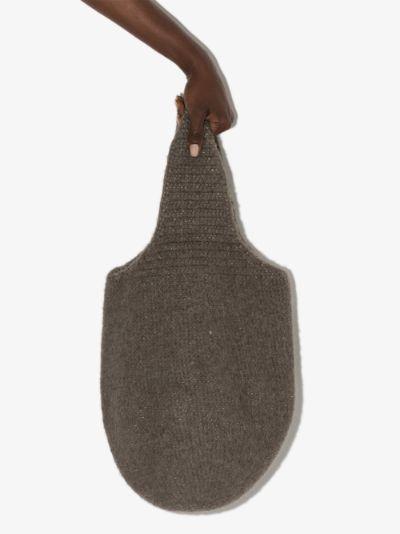 grey Calabaza tote bag