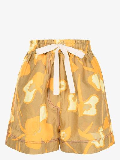 Wren drawstring shorts