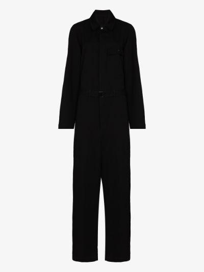 oversized utility jumpsuit