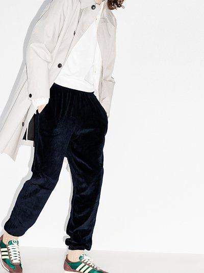 elasticated waist track pants