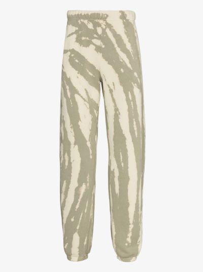 tie-dye track pants