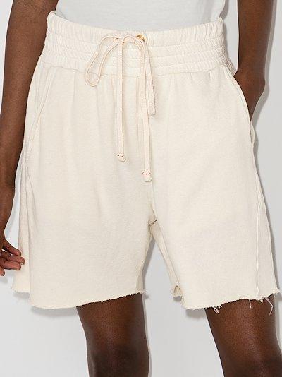 yacht brushed cotton shorts