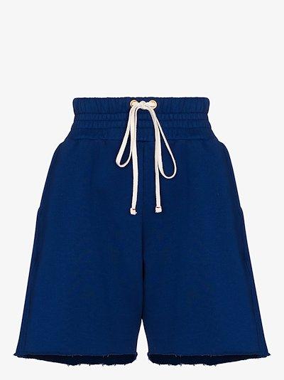 Yacht cotton shorts