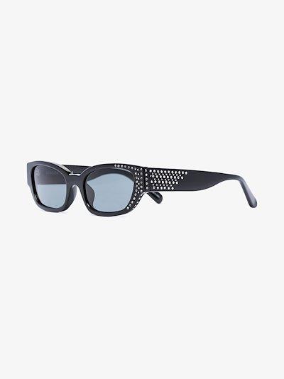 black I Need A Holiday sunglasses