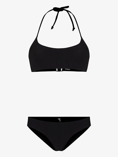 Cordet Halterneck Bikini