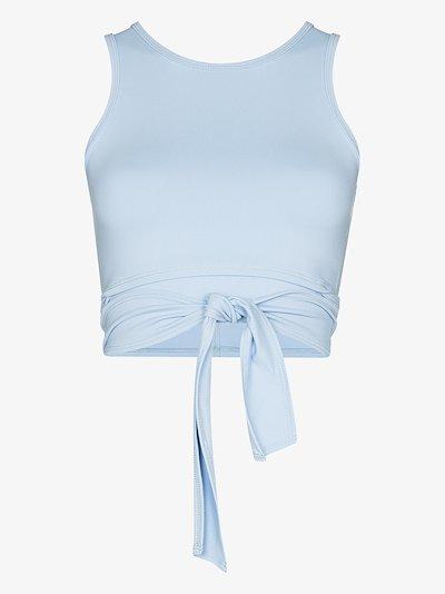 Ballet tie top