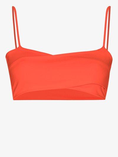 Orion crossover sports bra