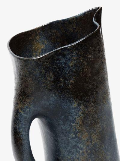 grey Timna porcelain pitcher