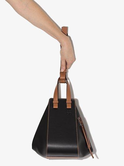 black Hammock small leather shoulder bag