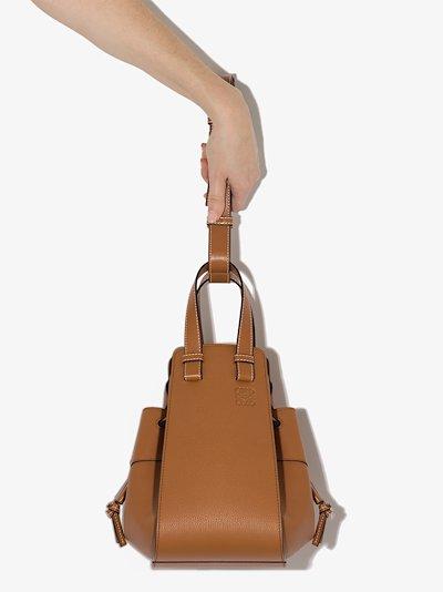 brown Hammock Mini leather shoulder bag