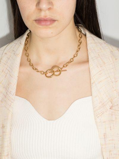 Gold Vermeil Anais Necklace