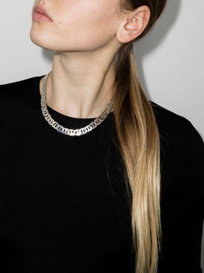 Sterling Silver Alvarado Chain Necklace