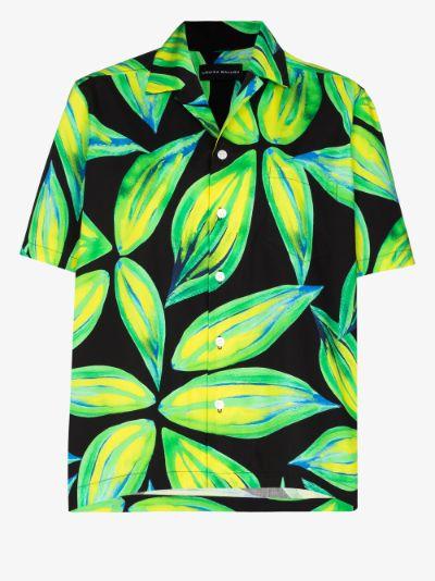 Aloha short sleeve cotton shirt