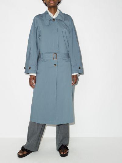 Low Waist Trench Coat