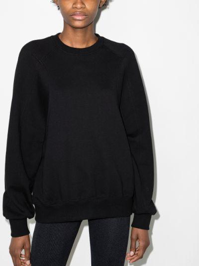 Stitch cotton sweater