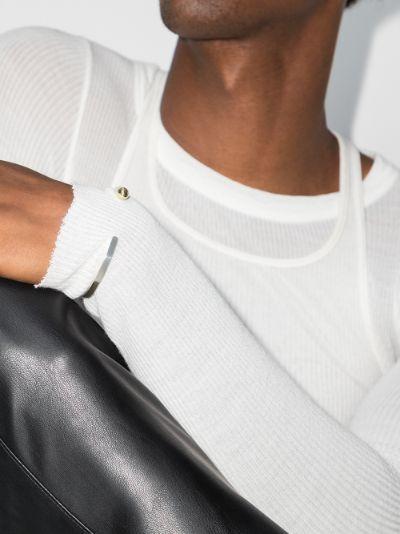 sterling silver Promethean Modern bracelet
