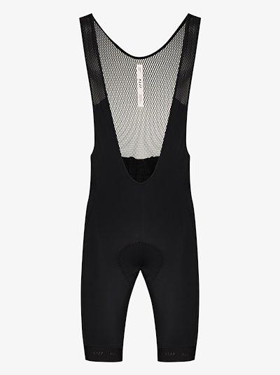 black Training Bib cycling shorts