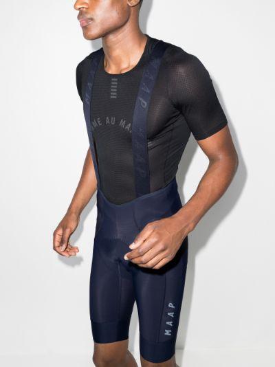 blue Team Evo Bib Cycling Shorts