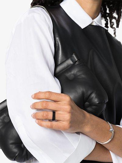 customised 18K gold Cartier Love ring